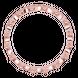 Nhẫn bạc đính đá PNJSilver My Princess hình vuơng miện XM00K000149