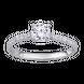 Nhẫn bạc đính đá PNJSilver XMXMK000124