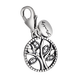 Hạt charm móc DIY PNJSilver 0000K060237