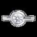 Nhẫn Vàng trắng 10K đính đá ECZ Swarovski PNJ XM00W000064
