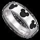 Nhẫn bạc Disney|PNJ Mickey 0000W000003