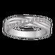Nhẫn bạc đính đá PNJSilver XM00K000129