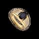 Nhẫn nam Vàng 18K đính đá Sapphire PNJ SPXMY000291