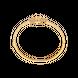 Vòng tay Vàng 10K đính đá ECZ Swarovski PNJStyle DNA XM00Y000406 2