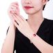 Hạt charm xỏ DIY PNJSilver màu đỏ 0000K060085