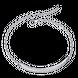 Lắc tay nam bạc PNJSilver Friendzone Breaker 0000K000069