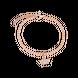 Lắc tay bạc PNJSilver My Princess đính đá 13555.100