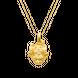 Mặt dây chuyền Vàng 18K PNJ Chiêu Tài Đắc Lộc 0000Y000839