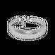 Lắc tay Vàng trắng Ý 18K PNJ 0000W060739