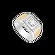 Nhẫn nam Kim cương Vàng 18K PNJ DDDDC000566