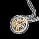 Mặt dây chuyền Vàng 10K đính đá ECZ Swarovski PNJ Mystery XM00C000036 1