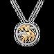 Mặt dây chuyền Vàng 10K đính đá ECZ Swarovski PNJ Mystery XM00C000036