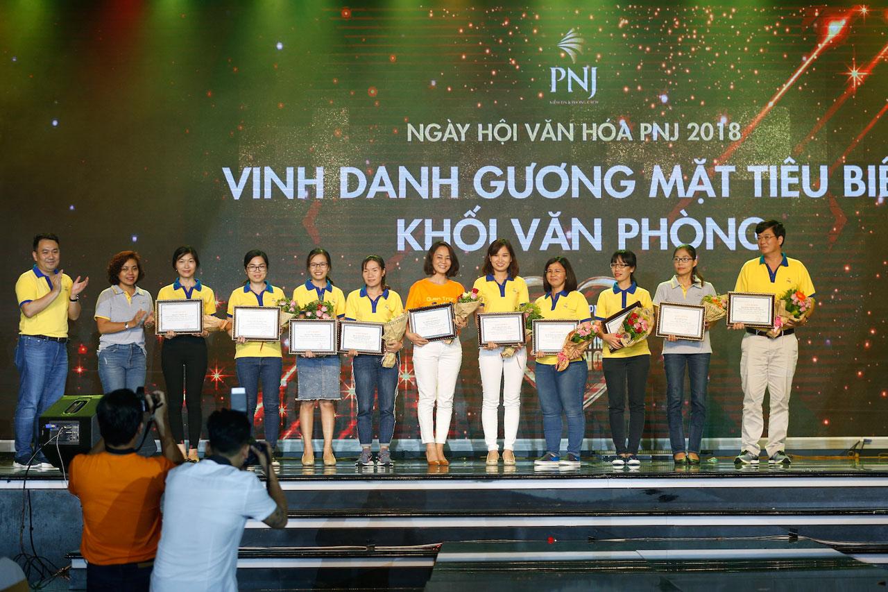 Bùng Nổ Ngày Hội Văn Hóa PNJ Toàn Quốc 2018