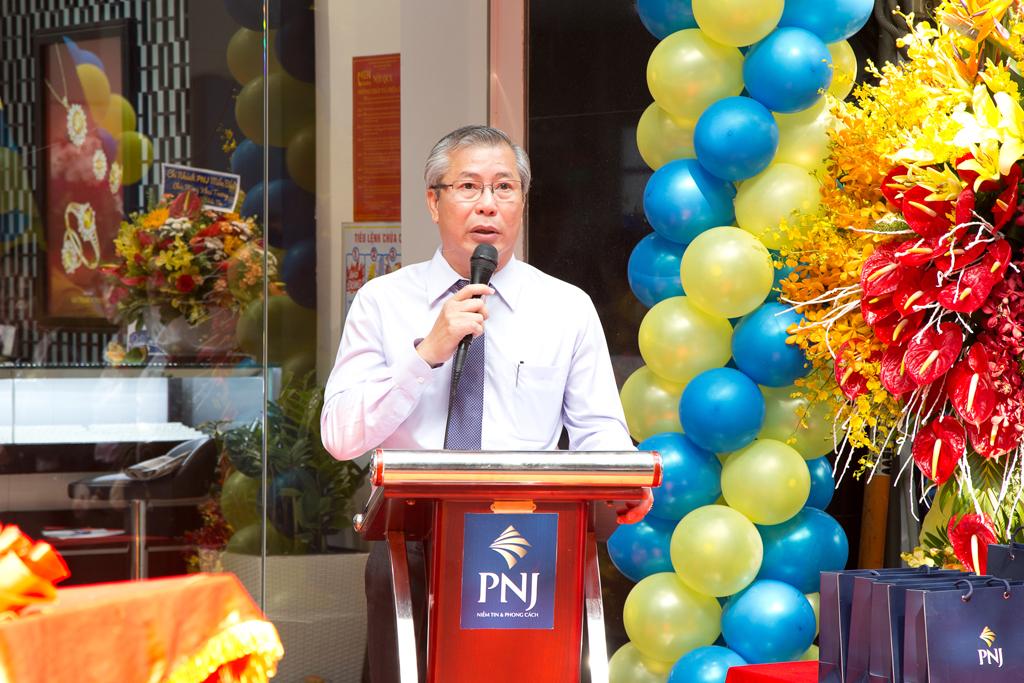 PNJ Khai trương trung tâm bán sỉ trang sức và đồ mỹ nghệ kim hoàn đầu tiên tại TP.HCM