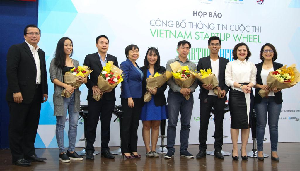 Cuộc thi Vietnam Startup Wheel hứa hẹn tạo ra môi trường học hỏi mang tầm quốc tế