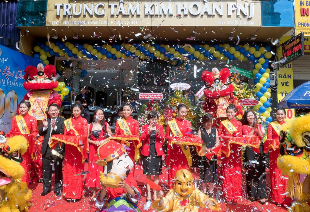 PNJ tiếp tục là doanh nghiệp trang sức duy nhất tại Việt Nam nhận giải thưởng của JNA