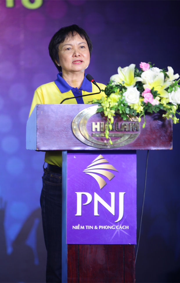 Rực rỡ sắc màu ngày hội văn hóa PNJ chi nhánh miền Bắc