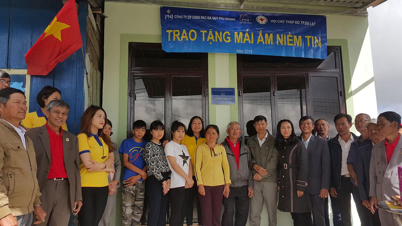 Thắp sáng niềm tin an cư cho người nghèo tại thành phố Đà Lạt