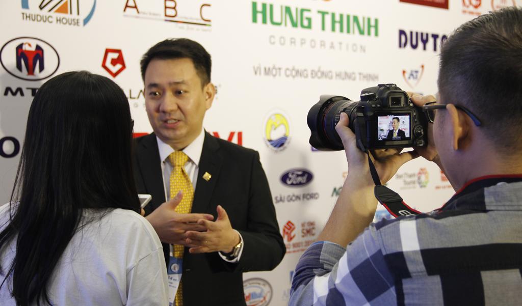 CEO PNJ Lê Trí Thông được vinh danh giải thưởng doanh nhân TP.HCM tiêu biểu 2018
