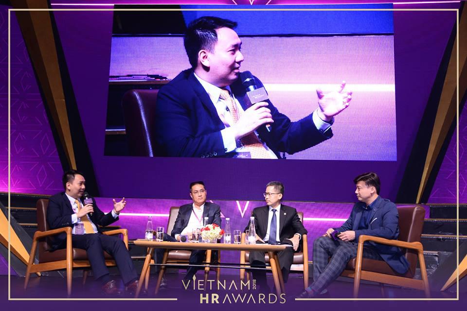 PNJ đồng hành chiến lược cùng Việt Nam HR Award 2018