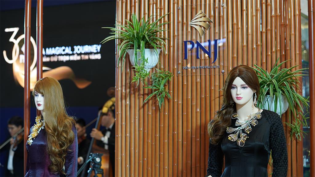 PNJ tổ chức tuần lễ triển lãm trang sức lớn nhất từ trước đến nay
