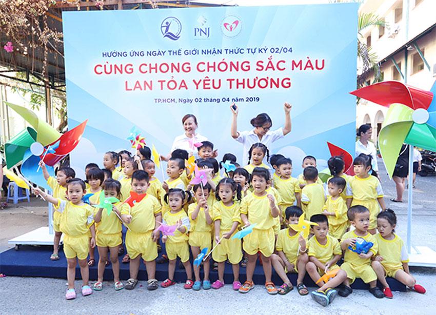 Dự kiến, hơn 10.000 gia đình và hơn 4.000 trẻ em tự kỷ sẽ được hưởng lợi trực tiếp từ các hoat động của chương trình.