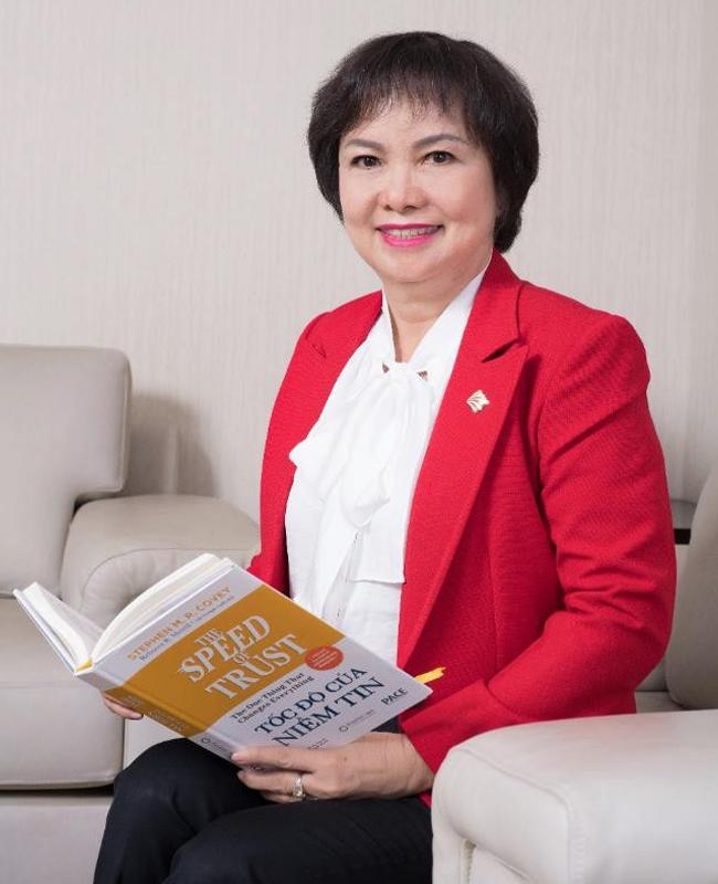 """Chủ tịch PNJ Cao Thị Ngọc Dung: """"Nhanh không có nghĩa là bền vững, nếu không muốn nói là chông chênh"""""""