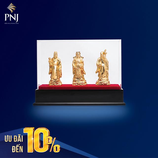 Ưu đãi tưng bừng, mừng khai trương cửa hàng quà tặng Mỹ nghệ Kim Hoàn PNJ đầu tiên